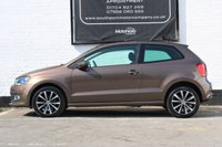 USED 2014 14 VOLKSWAGEN POLO 1.2 MATCH EDITION 3d 59 BHP