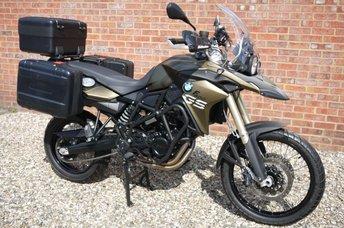 2013 BMW F SERIES 800cc F 800 GS  £SOLD