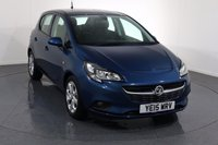 USED 2015 15 VAUXHALL CORSA 1.4 EXCITE AC ECOFLEX 5d 89 BHP 2 OWNERS with FULL MAIN DEALER SERVICE HISTORY