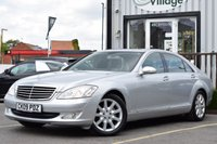 USED 2009 09 MERCEDES-BENZ S CLASS 3.0 S320 L CDI 4d AUTO 231 BHP ONE OWNER FROM NEW, HUGE SPEC FULLY LOADED WITH EXTRAS.