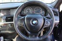 USED 2013 62 BMW X3 2.0 SDRIVE18D M SPORT 5d 141 BHP