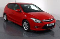 USED 2010 10 HYUNDAI I30 1.4 EDITION 5d 108 BHP 3 OWNERS with 3 Stamp SERVICE HISTORY