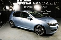 6d14f6e5c3 2011 VOLKSWAGEN GOLF 1.6 TDI S BLUEMOTION 5d 105 BHP (WARRANTY AND FINANCE)  £