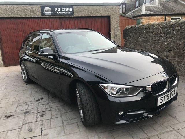 2015 15 BMW 3 SERIES 2.0 320D SPORT TOURING 5d AUTO 181 BHP