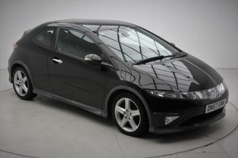 2007 HONDA CIVIC 1.8 I-VTEC TYPE-S GT I-SHIFT 3d AUTO 139 BHP £3940.00