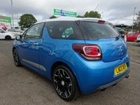 USED 2013 13 CITROEN DS3 1.6 DSTYLE PLUS 3d 120 BHP ** 01543 877320 ** JUST ARRIVED **
