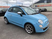 USED 2012 12 FIAT 500 1.2 C LOUNGE 3d 69 BHP GOT A POOR CREDIT HISTORY * DON'T WORRY * WE CAN HELP * APPLY NOW *
