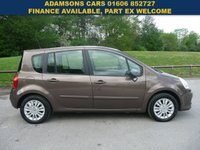 USED 2011 11 RENAULT GRAND MODUS 1.5 DYNAMIQUE DCI 5d 88 BHP £20 Tax, Superb economy, Cheap Motoring.
