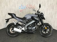2017 YAMAHA MT-125 MT 125 ABS MODEL NAKED SPORTS LEARNER LEGAL 2017 17  £3290.00