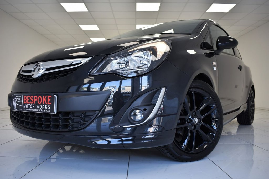 USED 2014 64 VAUXHALL CORSA 1.2 LIMITED EDITION 3 DOOR