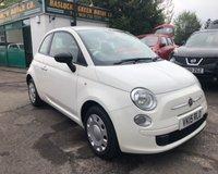 2015 FIAT 500 1.2 POP 3d 69 BHP £5499.00