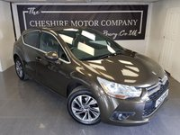 USED 2012 61 CITROEN DS4 1.6 HDI DSIGN 5d 110 BHP