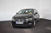 USED 2015 65 SEAT LEON 2.0 TDI FR TECHNOLOGY 5d 184 BHP NAVIGATION SYSTEM + £30 TAX