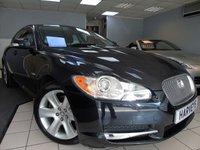 2008 JAGUAR XF 3.0 PREMIUM LUXURY V6 4d AUTO 238 BHP £7495.00
