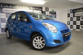 2012 SUZUKI ALTO 1.0 SZ2 5d 68 BHP £2888.00