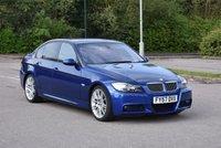2007 BMW 3 SERIES 3.0 330I M SPORT 4d 255 BHP £7995.00