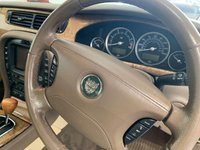 USED 2006 06 JAGUAR S-TYPE 2.7 V6 SE 4d AUTO 206 BHP FULL LEATHER INTERIOR AND FULL SERVICE HISTORY