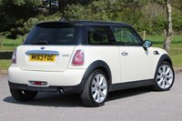 USED 2013 63 MINI HATCH COOPER 1.6 COOPER 3d 122 BHP