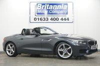 2014 BMW Z4 2.0 Z4 SDRIVE18I M SPORT ROADSTER 155 BHP £12990.00