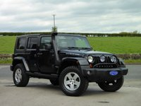 USED 2007 JEEP WRANGLER 2.8 SAHARA UNLIMITED 4d AUTO 175 BHP FULL SERVICE HISTORY, LOADS OF EXTRAS, GREAT EXAMPLE