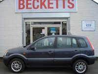 USED 2008 08 FORD FUSION 1.4 STYLE CLIMATE 5d 68 BHP