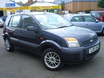 2008 FORD FUSION 1.4 STYLE CLIMATE 5d 68 BHP £2395.00