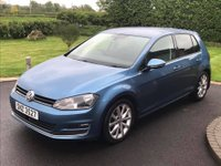 USED 2013 VOLKSWAGEN GOLF 2.0 GT TDI BLUEMOTION TECHNOLOGY DSG 5d AUTO 148 BHP