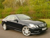 2013 MERCEDES-BENZ E CLASS 3.0 E350 CDI BLUEEFFICIENCY SPORT 2d AUTO 265 BHP £13950.00