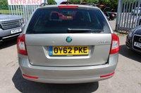 USED 2012 62 SKODA OCTAVIA 1.6 SE TDI CR DSG 5d AUTO 103 BHP