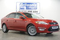 2013 FORD MONDEO 2.0 ZETEC BUSINESS EDITION TDCI DIESEL AUTOMATIC 161 BHP £7990.00