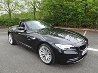 USED 2009 59 BMW Z4 2.5 Z4 SDRIVE23I ROADSTER 2d 201 BHP