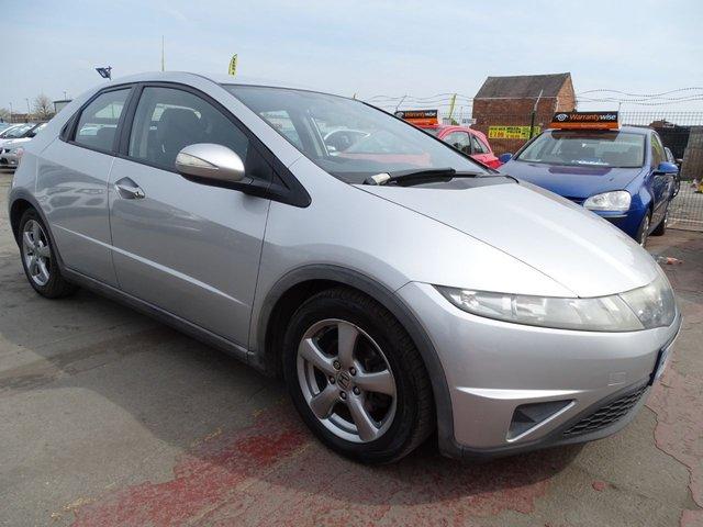 USED 2007 07 HONDA CIVIC 2.2 SE I-CTDI GOOD MILES CLEAN CAR