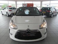 2013 CITROEN DS3 1.6 E-HDI AIRDREAM DSPORT 3d 111 BHP £5100.00