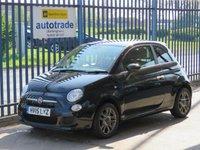 2015 FIAT 500 1.2 S 3d 69 BHP £6000.00