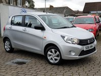 USED 2016 16 SUZUKI CELERIO 1.0 SZ3 AS ALWAYS ALL CARS FROM EDINBURGH CAR STORE COME WITH 1 YEARS FULL MOT ,1 FULL RAC INSPECTION SERVICE AND 6 MONTH RAC WARRANTY INCLUDING  12 MONTHS RAC BREAKDOWN RECOVERY FREE OF CHARGE!  PLEASE VISIT OUR WEB SITE WWW.EDINBURGHCARSTORE.CO.UK FOR FULL HD VIDEO TO BOOK YOUR TEST DRIVE CALL US NOW ON 01314534363   PLEASE CALL IF YOU CANT SEE WHAT YOU ARE AFTER . WE WILL CHECK OUR OTHER BRANCHES FOR YOU . WE HAVE OVER 100 CARS IN GROUP STOCK