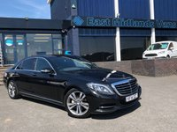 2014 MERCEDES-BENZ S CLASS 3.0 S350 BLUETEC L SE LINE EXECUTIVE 4d AUTO 258 BHP £27950.00