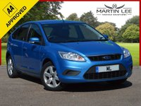 USED 2009 57 FORD FOCUS 1.8 STYLE 5d 125 BHP