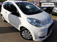 2010 CITROEN C1 1.0 SPLASH 3d 68 BHP £4290.00