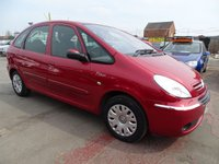 2009 CITROEN XSARA PICASSO 1.6 PICASSO DESIRE LOW MILES DRIVES A1 £1995.00