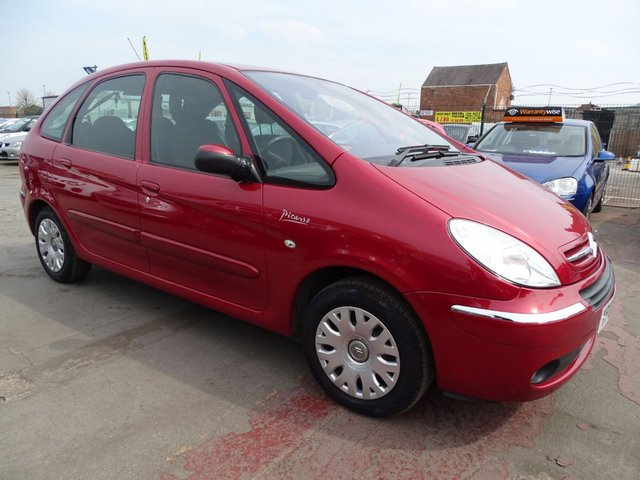 USED 2009 09 CITROEN XSARA PICASSO 1.6 PICASSO DESIRE LOW MILES DRIVES A1