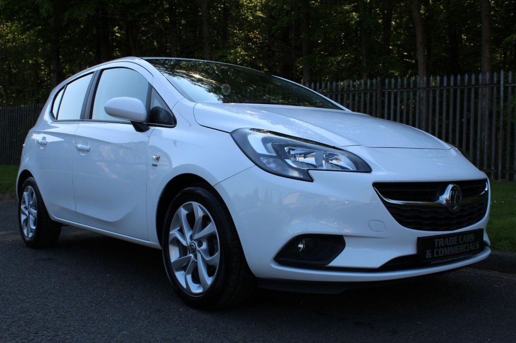 USED 2016 16 VAUXHALL CORSA 1.4 ENERGY AC ECOFLEX 5d 74 BHP A LOVELY 1 LADY OWNER CAR WITH FULL SERVICE HISTORY!!!