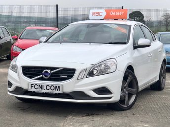 2012 VOLVO S60 1.6 D2 R-DESIGN 4d // Cruise Control // Bluetooth Audio and Telephone // £7250.00