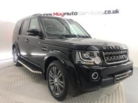 USED 2016 66 LAND ROVER DISCOVERY 3.0 SDV6 GRAPHITE 5d AUTO 255 BHP *7 SEATS*