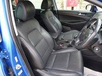 USED 2016 16 HYUNDAI TUCSON 1.7 CRDI PREMIUM BLUE DRIVE Turbo Diesel 5 Dr