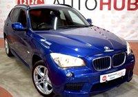USED 2012 BMW X1 2.0 XDRIVE 20D M SPORT 5 Door AUTO 174 BHP