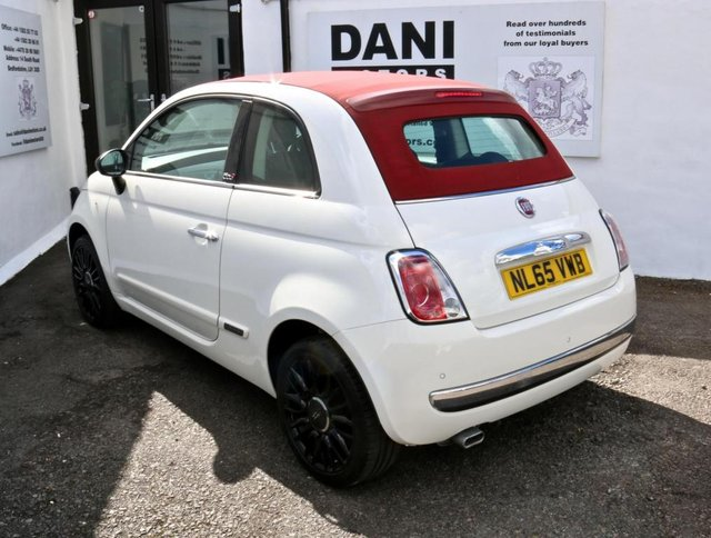 FIAT 500 at Dani Motors