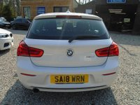USED 2018 18 BMW 1 SERIES 1.5 116d Sport Sports Hatch (s/s) 3dr