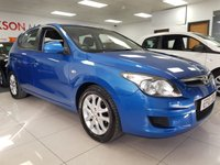 USED 2010 10 HYUNDAI I30 1.6 COMFORT 5d+SERVICE HISTORY LOW MILES