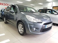 2012 CITROEN C3 1.4 VTR PLUS HDI 5d+PAAN ROOF+£20 YEAR TAX+LOW INSURANCE £3450.00