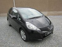 USED 2013 63 HONDA JAZZ 1.3 I-VTEC ES PLUS 5d AUTO 99 BHP 1 PREV OWNER SCARCE AUTOMATIC